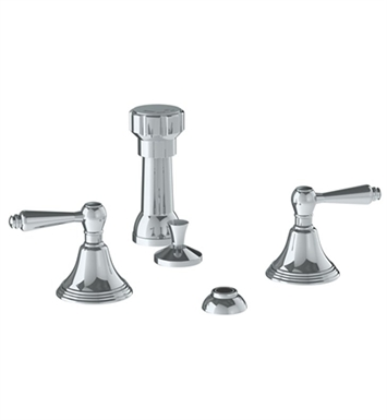 Watermark 310-4 Hampshire Four Hole Bidet Faucet