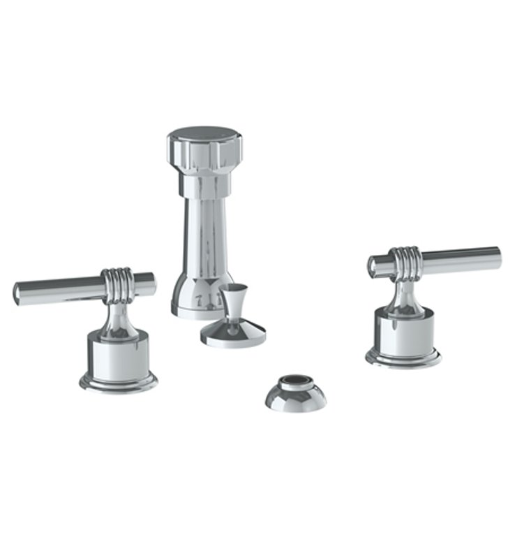 Watermark 311-4 Hampton Four Hole Bidet Faucet