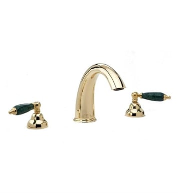 Phylrich K1158FT-007 Carrara Bathroom Tub Set With Finish: Polished Brass Antiqued