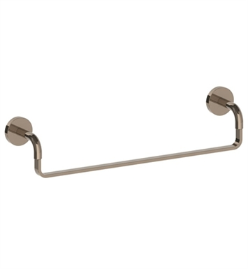 "Watermark 26-0.1-CL Brooklyn 18"" Towel Bar With Finish: Charcoal <strong>(USUALLY SHIPS IN 8-9 WEEKS)</strong>"