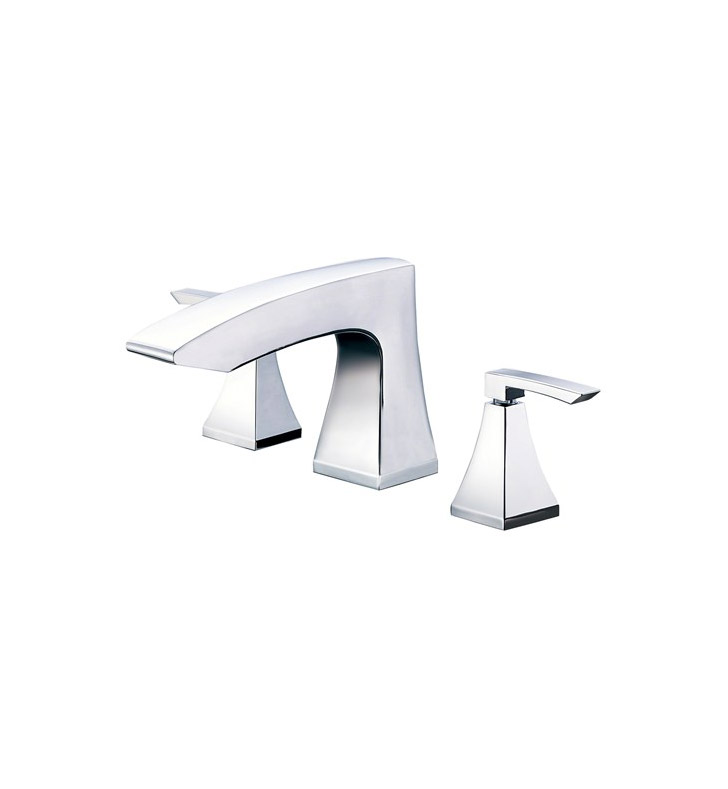 Danze D300936T Logan Square™ Roman Tub Faucet Trim Kit in Chrome