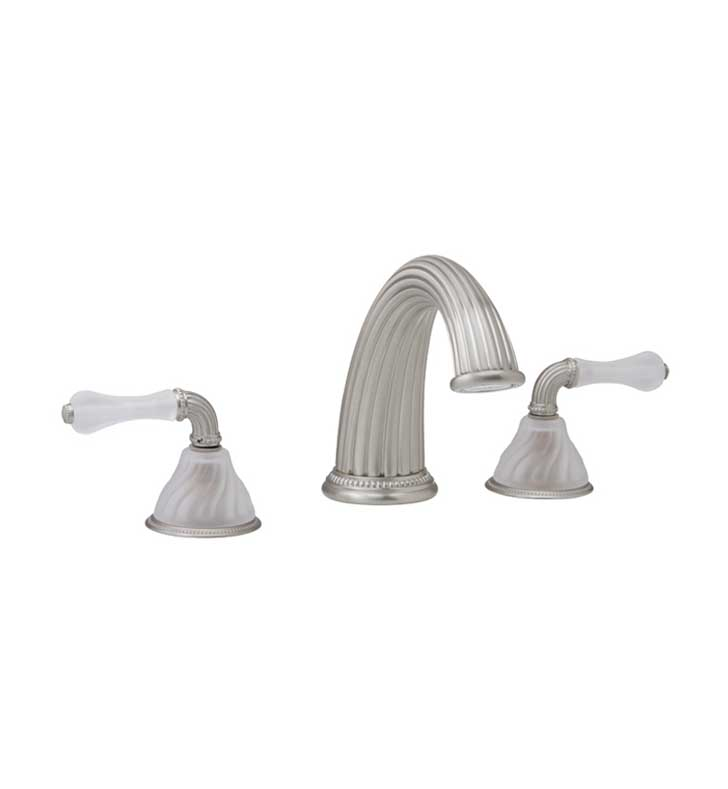 Phylrich K1234P-014 Mirabella Bathroom Tub Set With Finish: Polished Nickel