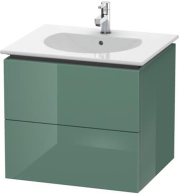 "Duravit DL6331 Delos 23 5/8"" Wall Mount Single Bathroom Vanity with Two Drawers"