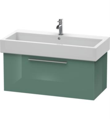 "Duravit FO9556 Fogo 37 3/8"" Wall Mount Single Bathroom Vanity with One Drawer"