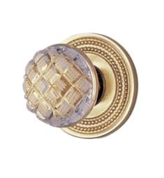 "Phylrich 105156 Louis XIV 1 3/8"" Cut Crystal Round Shaped Cabinet Knob"
