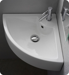 Nameeks 8007-E Scarabeo Bathroom Sink