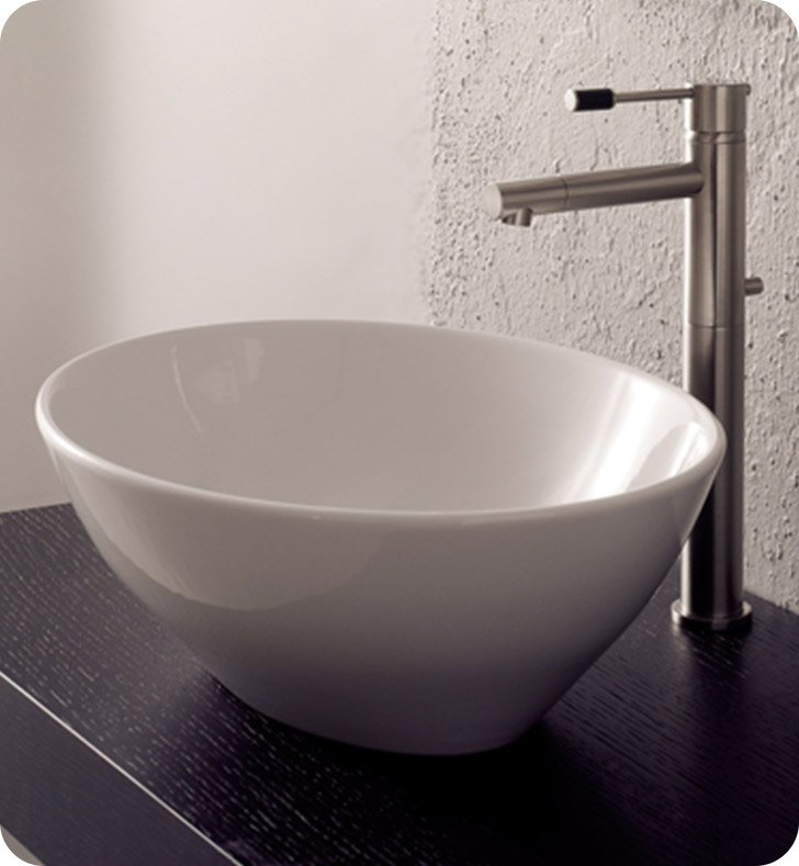 Nameeks 8011 Scarabeo Bathroom Sink