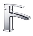 Fresca FFT9161CH Fiora Single Hole Mount Bathroom Faucet in Chrome