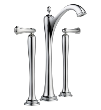 Brizo 65485LF Charlotte Two Handle Widespread Vessel Lavatory Faucet - Handles not included