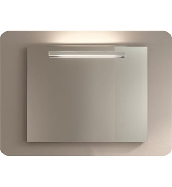 Duravit FO9615 Fogo Bathroom Mirror with Lighting