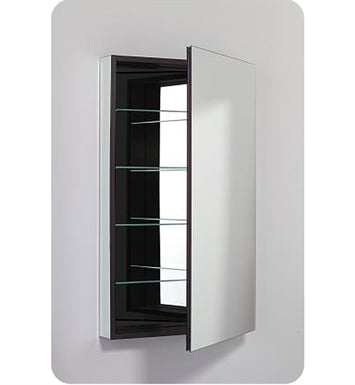 "Robern PLM2440GBRE PL Series 23-1/4"" x 39-3/8"" Customizable Medicine Cabinet w/ Wide Flat Door With Cabinet Hinge: Right with Electric Option And Style and Color: Gray Interior And Mirror Type / Lens: Beveled"