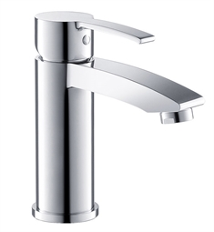 Fresca FFT3111CH Livenza Single Hole Mount Bathroom Faucet in Chrome