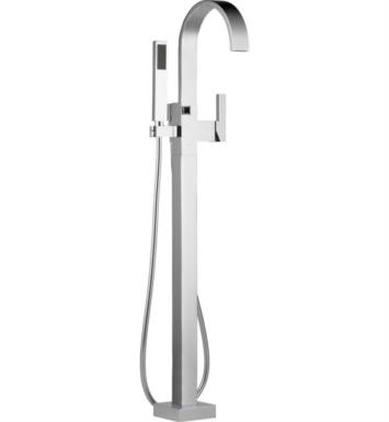 Brizo T70180-PC Siderna Single-Handle Freestanding Tub Filler With Finish: Chrome