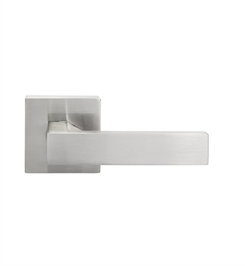 Nova Hardware NI-9811-D Quad Door Lever With Door Handle Function: Dummy (Non-Functional)