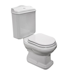 Nameeks GSI-561611 Old Antea Elongated Two-Piece Toilet