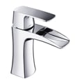 Fresca FFT3071CH Fortore Single Hole Mount Bathroom Faucet in Chrome