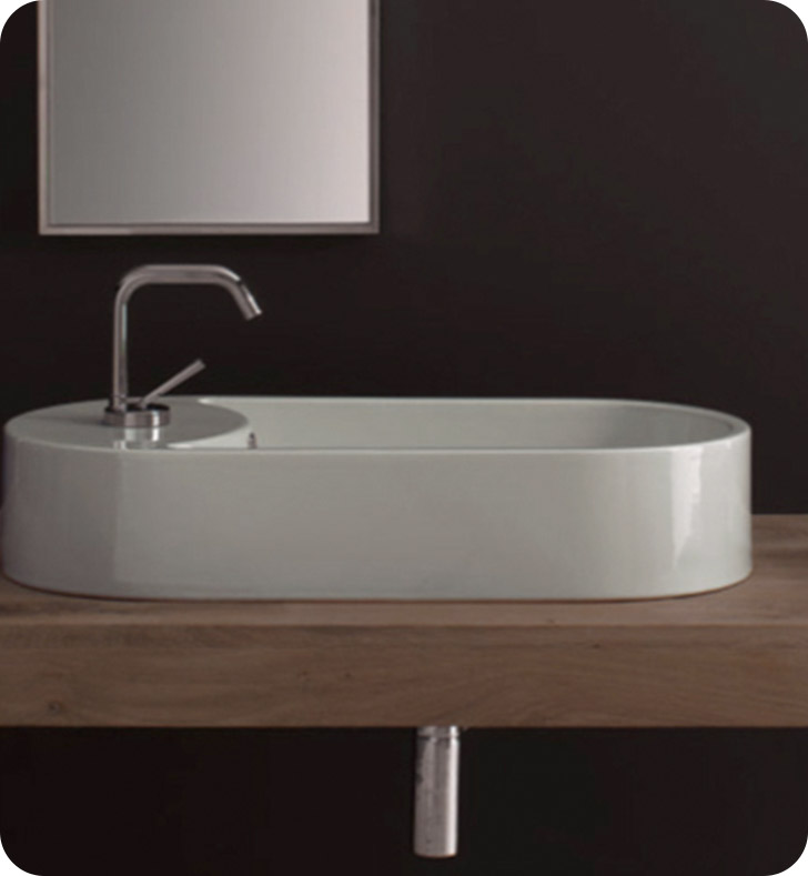 Nameeks 8093 Scarabeo Bathroom Sink