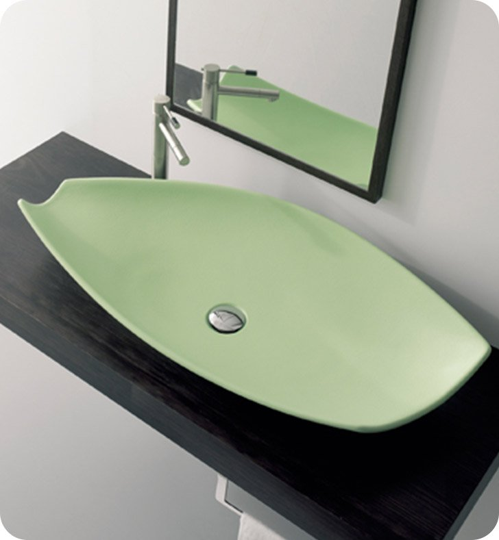 Nameeks 8054 Scarabeo Bathroom Sink