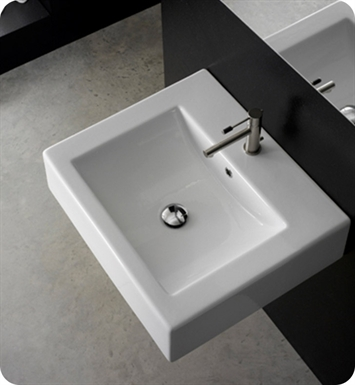 Nameeks 8007-D Scarabeo Bathroom Sink