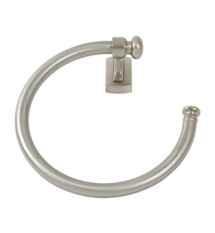 "Atlas Homewares LGTR 8"" Towel Ring  from the Legacy Collection"