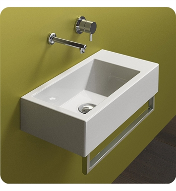 Catalano 125VN00 Verso Venticinque 50 Single Washbasin