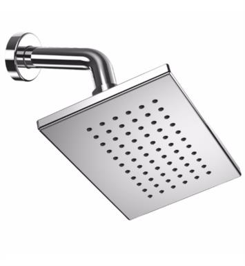 "TOTO TS624A Legato 7 1/2"" 2.5 GPM Single-Function Standard Showerhead with Showerarm"