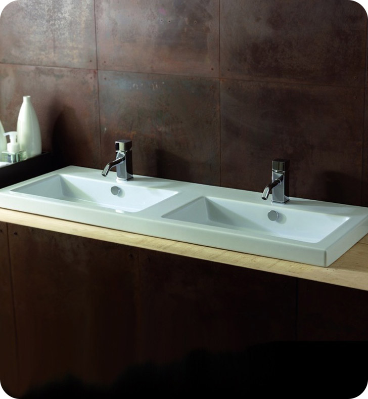 Nameeks CAN04011 Tecla Bathroom Sink