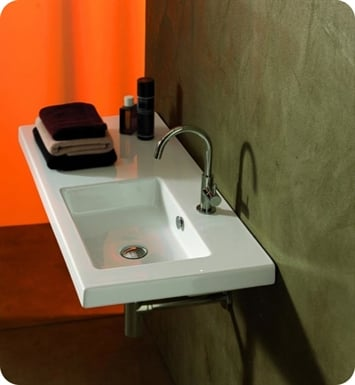 Nameeks CO02011 Tecla Bathroom Sink