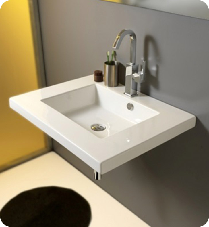 Nameeks MAR01011 Tecla Bathroom Sink