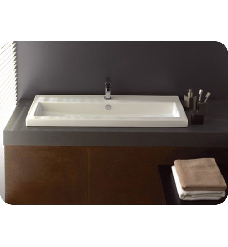 Nameeks 4003011 Tecla Bathroom Sink