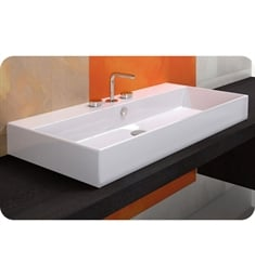 Catalano 110VP00 Premium 100 Single Sink Washbasin