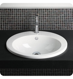 Catalano 1JOIN00 Incasso 61 Countertop Washbasin
