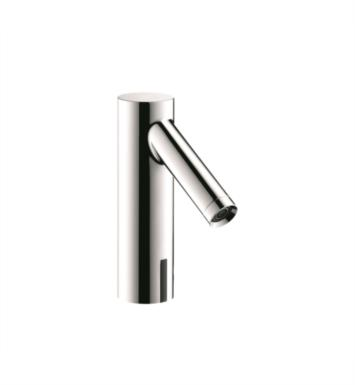 "Hansgrohe 10106001 Axor Starck 4"" Deck Mounted Electronic Bathroom Faucet with Preset Temperature Control in Chrome"