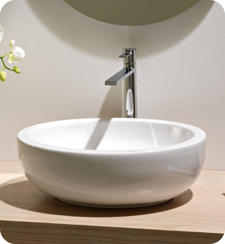Nameeks 8112 Scarabeo Bathroom Sink
