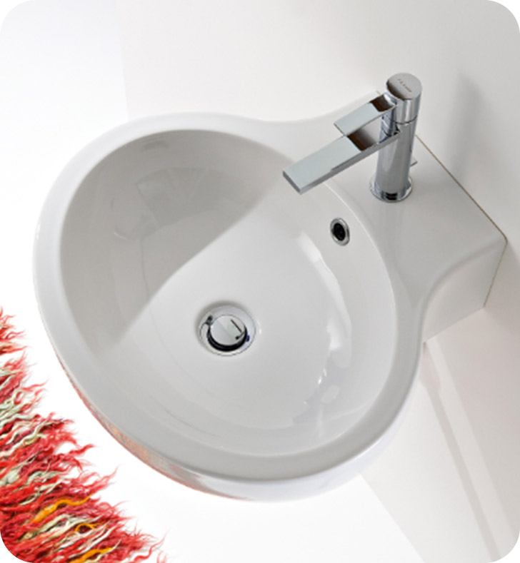 Nameeks 8110 Scarabeo Bathroom Sink