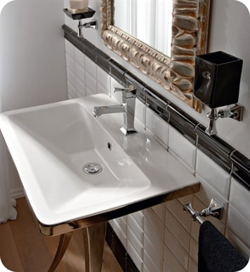 Nameeks 4004 Scarabeo Bathroom Sink