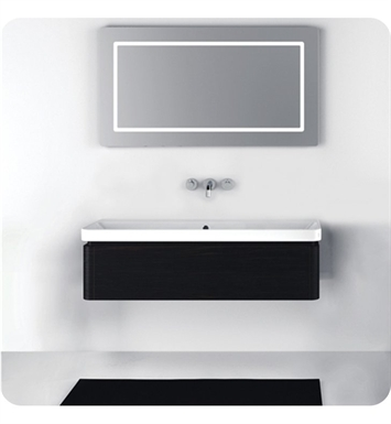 Catalano PR1251DR-H07 Proiezioni 125 Vanity Base Cabinet with One Drawer With Finish: Cobalt (High Gloss)