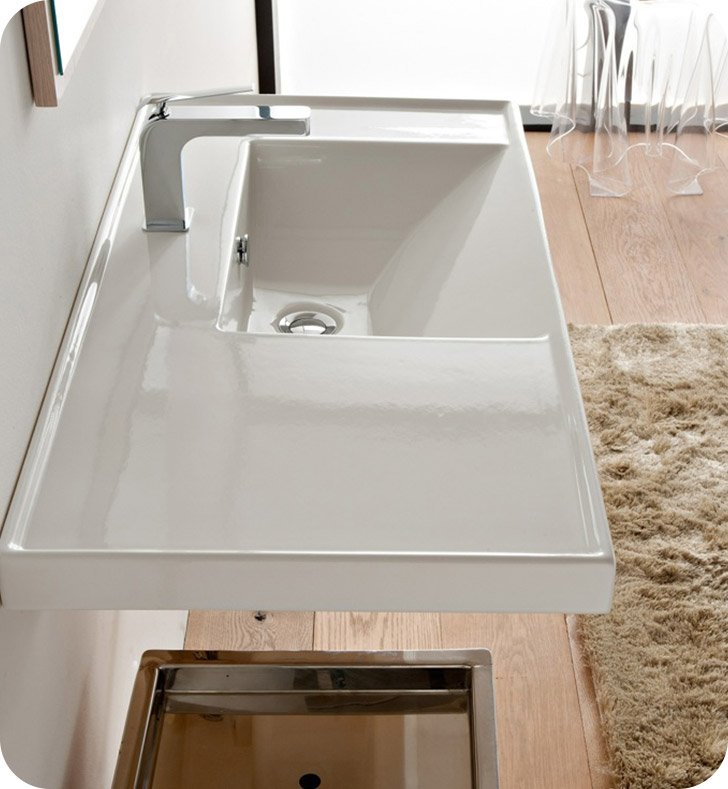Nameeks 3009 Scarabeo Bathroom Sink