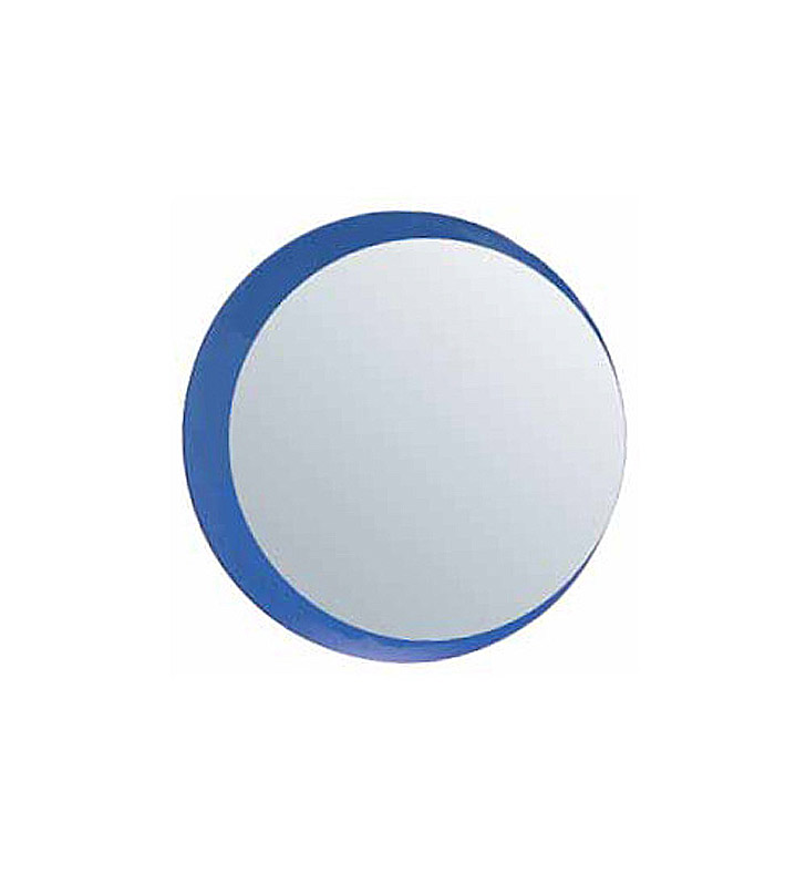 Catalano 5WM32-ML Impronta Framed Round Mirror Lighted