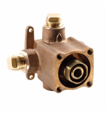 "TOTO TS2A 3 1/4"" Single Volume Control Valve"