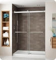 Fleurco NG160 Gemini Frameless Bypass 60 Sliding Shower Doors