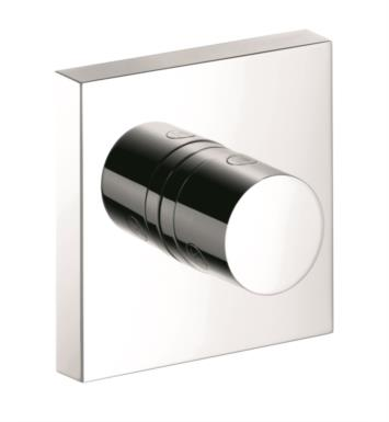 "Hansgrohe 10932821 Axor Starck 4 3/4"" Trio/Quattro Trim Diverter with Knob Handle With Finish: Brushed Nickel"