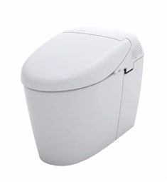 TOTO MS952CUMG Neorest 500H One-Piece Elongated Toilet in Cotton with 1.0 GPF & 0.8 GPF Dual Flush