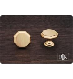 "RK International CK-3252 1 1/4"" Octagonal Cabinet Knob"
