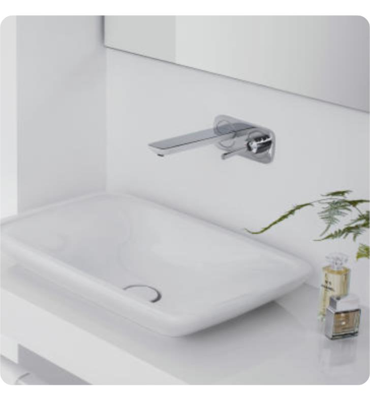 white bathroom pictures hansgrohe 15085 puravida 9 7 8 quot single handle wall mount 15085