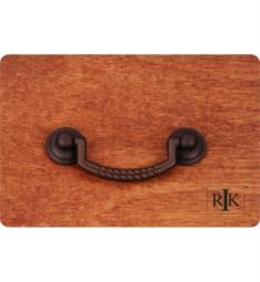"RK International CP-3708 4"" Split Rope Bail Cabinet Pull"