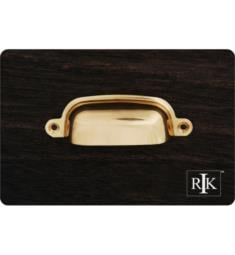 "RK International CF-5250 3 3/4"" Flat Box Cabinet Cup Pull"