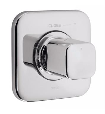 "TOTO TS630C2#CP Upton 5 1/2"" One-Way Volume Control Trim With Finish: Polished Chrome"