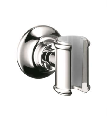 "Hansgrohe 16325820 Axor Montreux 2 5/8"" Handshower Porter With Finish: Brushed Nickel"