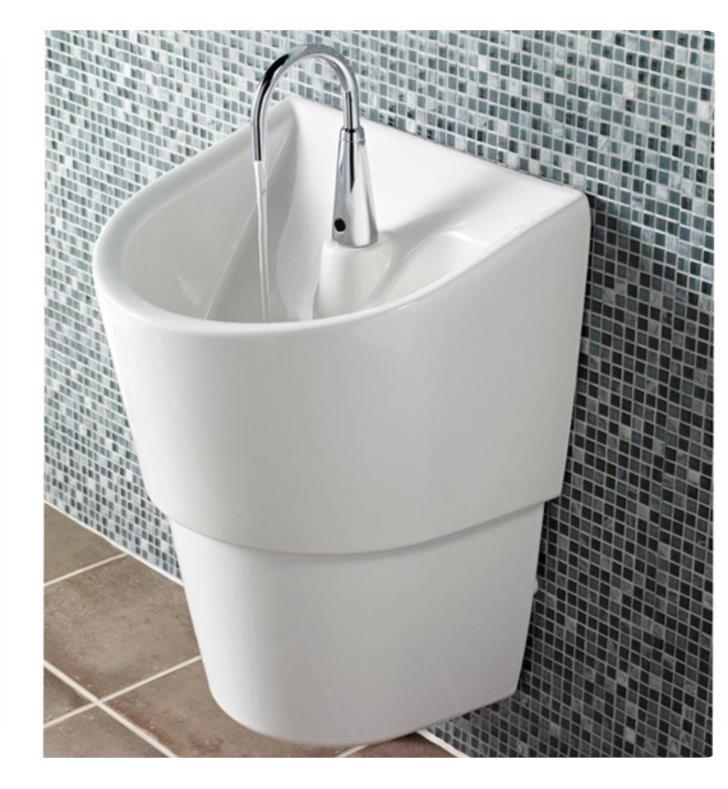 American Standard 9118111 020 Ics Scrub Sink With